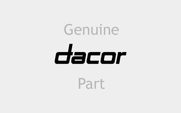 Geuine Dacor Part