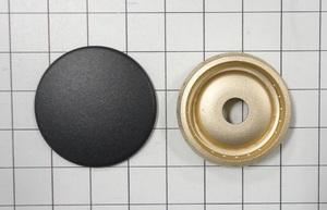PACK, BURNER RING/CAP