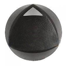 Dacor Range/Cooktop Burner Control Knob, Black